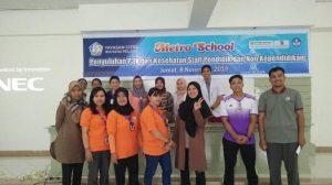Penyuluhan P3K & Kesehatan Staff Pendidik dan Non Kependidikan Metro School